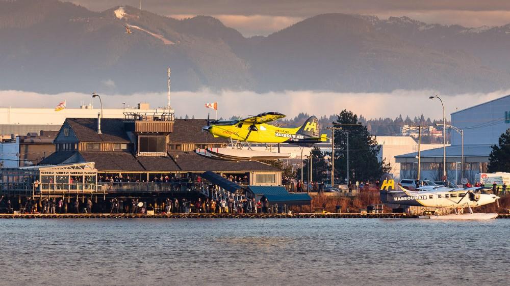 Harbour Air's all-electric DHC-2 de Havilland Beaver