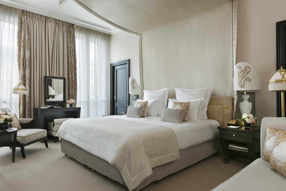 Hotel Barrière Le Fouquet's Paris George V Suite suite