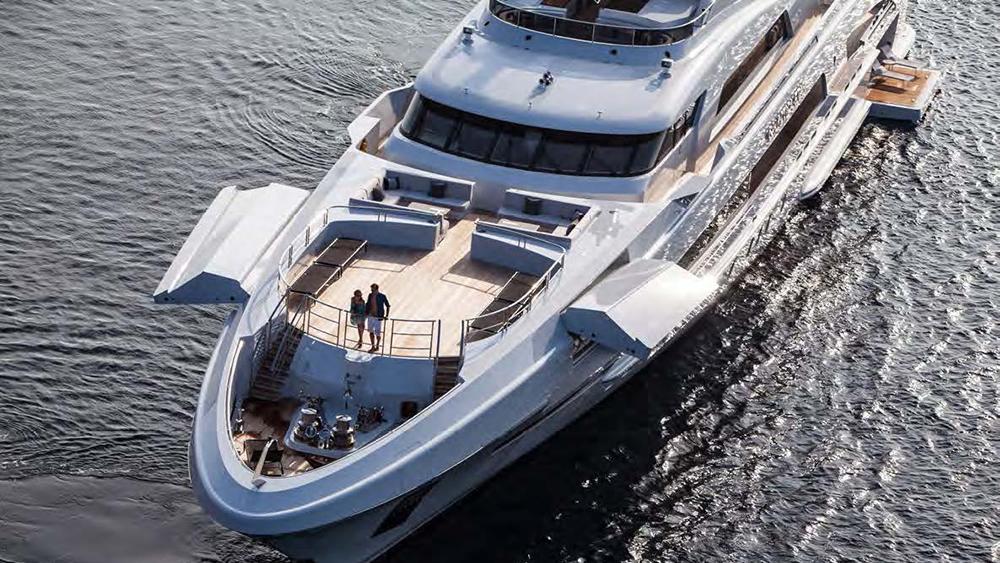 Heesen Illusion yacht