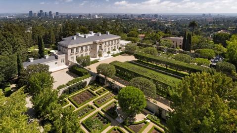 James Murdoch Bel Air Estate