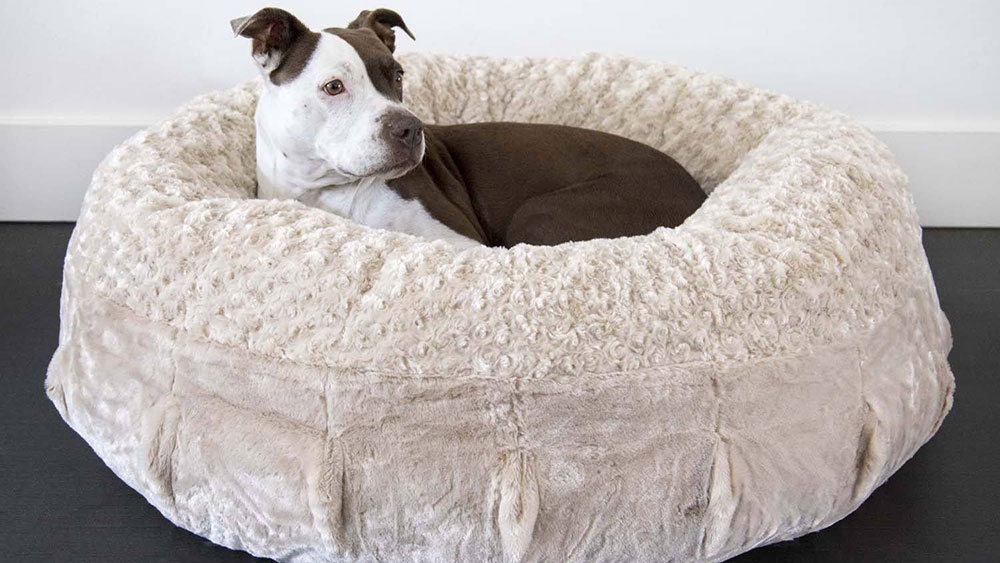 Animals Matter Katie Puff Luxury Bed