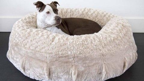 Animals Matter Katie Puff Luxury Bed
