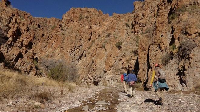 Las Palomas Hike