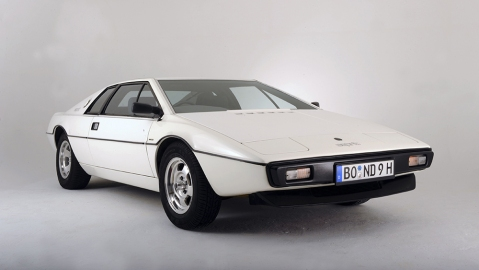 Lotus Esprit 1977 from the James Bond film the spy who loved meVARIOUS