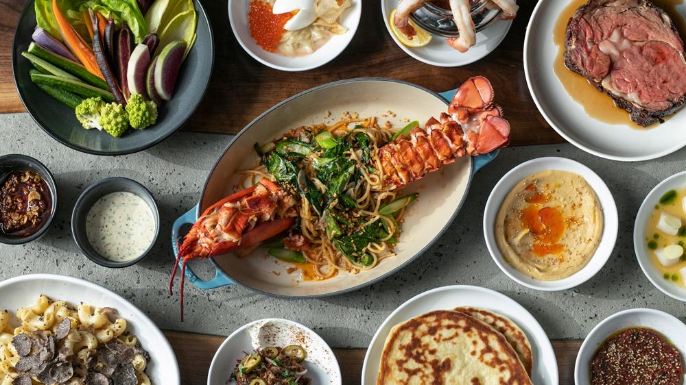 lobster prime rib majordomo