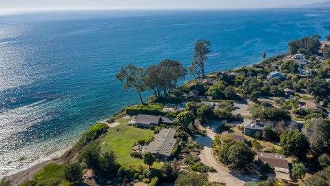Mike Love/Beach Boys estate in Santa Barbara