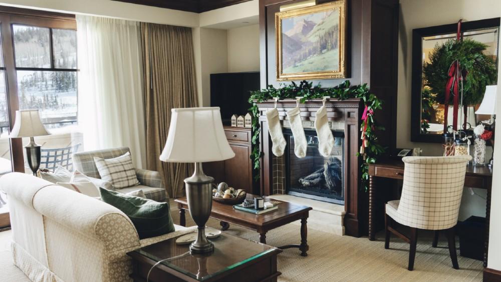 Montage Deer Valley holiday suite