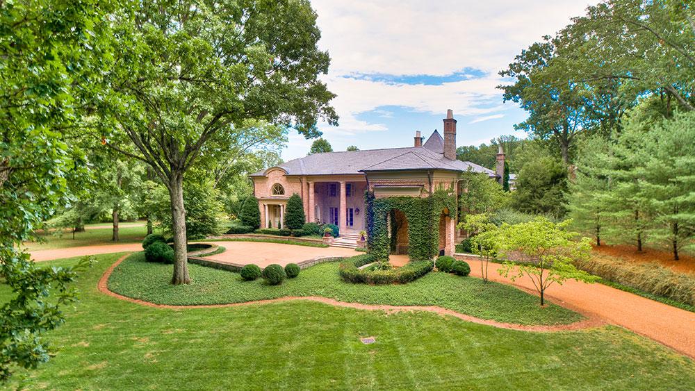 Nashville Mansion