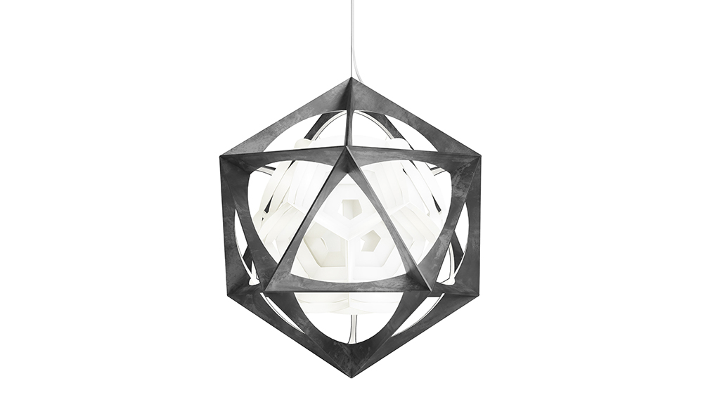 Louis Poulsen's OE Quasi pendant light