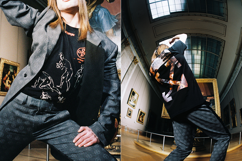 Off-White Louvre Capsule Collection