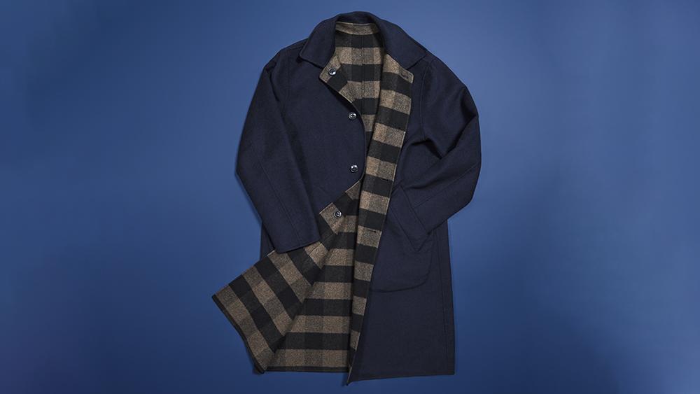 Rag & Bone's Brent coat doubles up on the classics