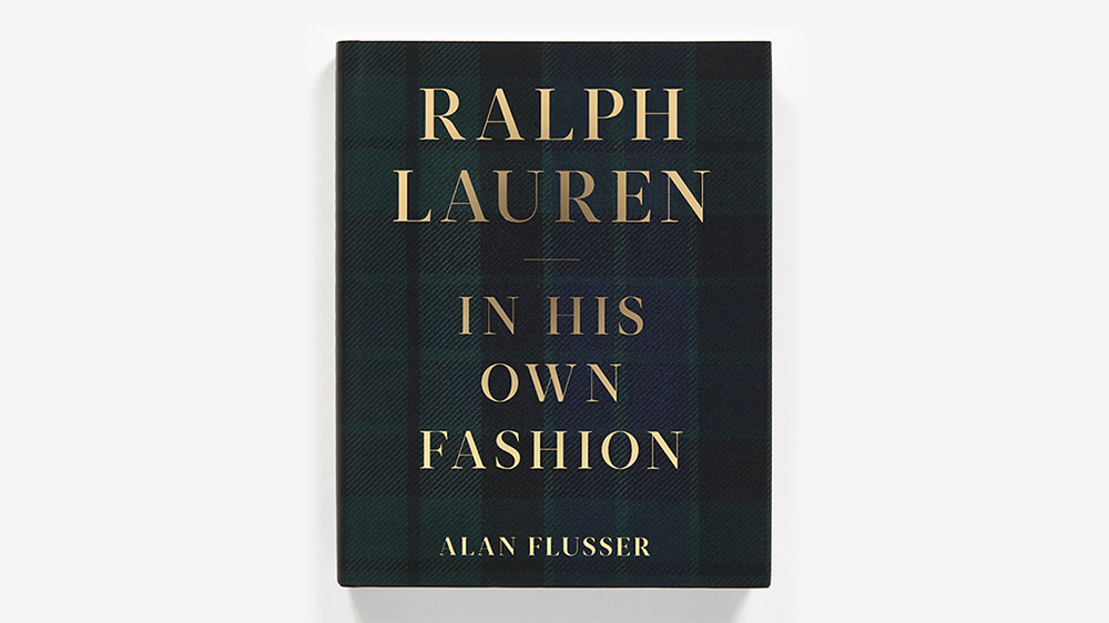 'Ralph Lauren: In His Own Fashion' by Alan Flusser