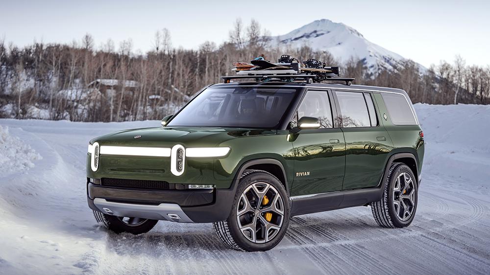 Rivan Snow SUV
