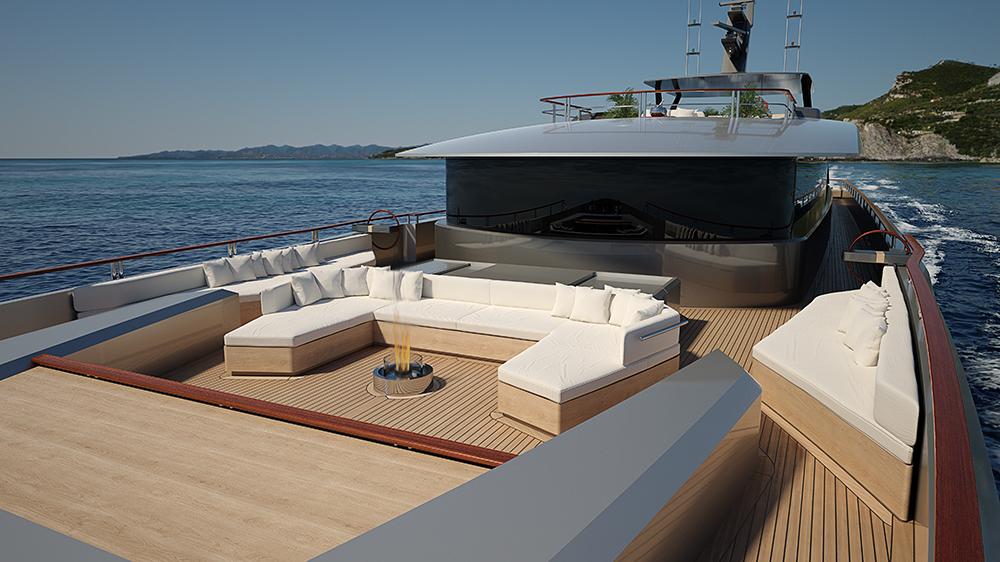 Tankoa TLV62 superyacht concept