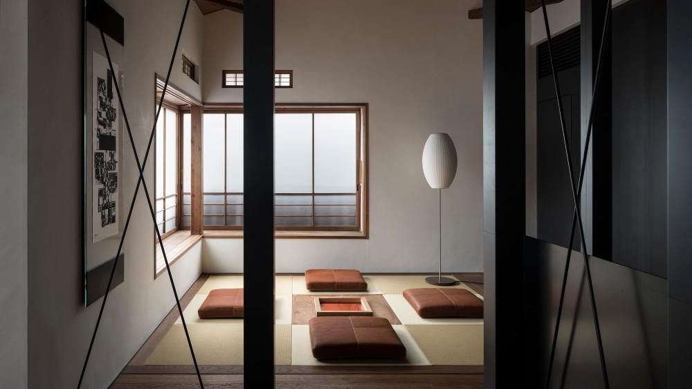 Trunk House Tokyo Japan