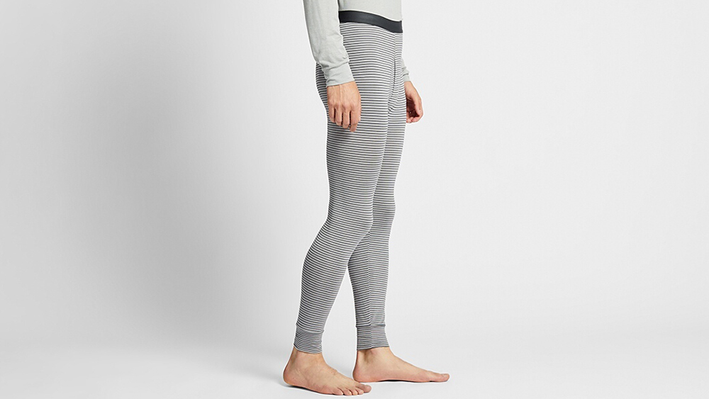 Uniqlo's HeatTech Long Johns are some of the best a man can get.