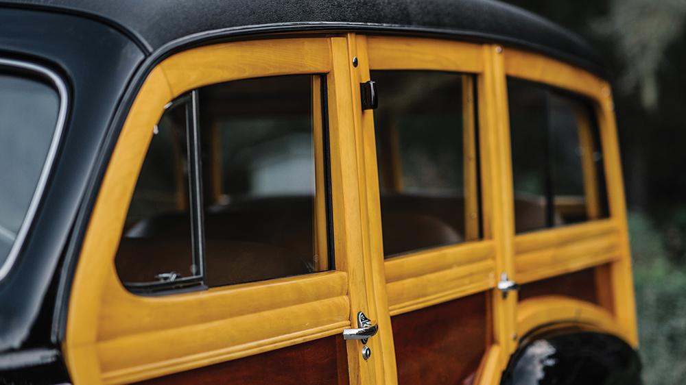 "The 1948 Ford Marmon-Herrington Super Deluxe ""Woodie"""