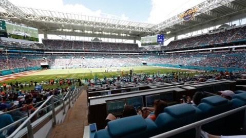 Superbowl Miami Hard Rock Stadium