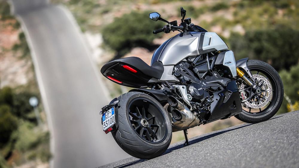 The Ducati Diavel 1260 S Wins the Good Design Award.