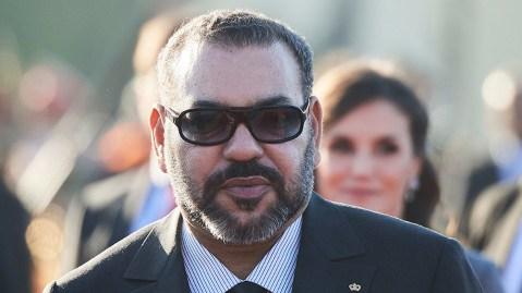 King Mohammed VI Morocco