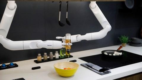 Samsung's Bot Chef