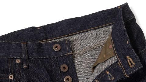 Armoury x Nigel Cabourn jeans
