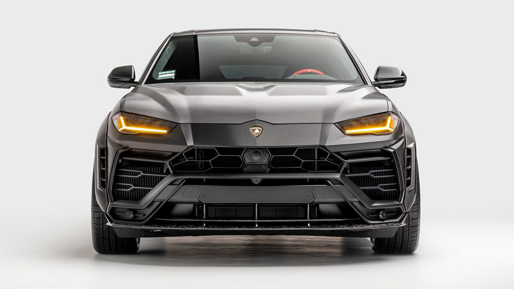 The Lamborghini Urus as reimagined by 1016 Industries.