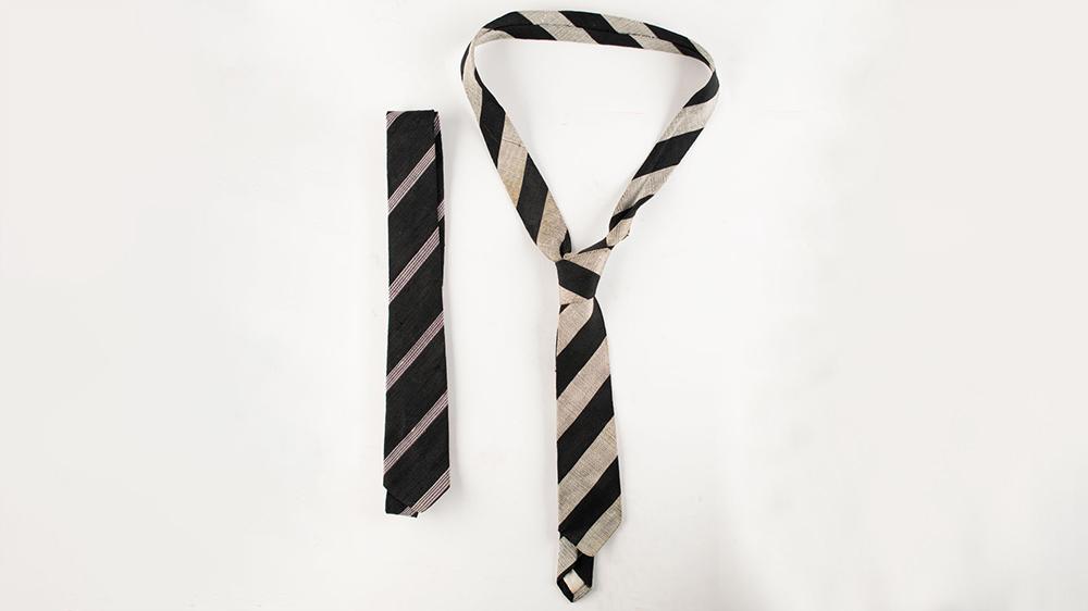 President John F. Kennedy's neck tie