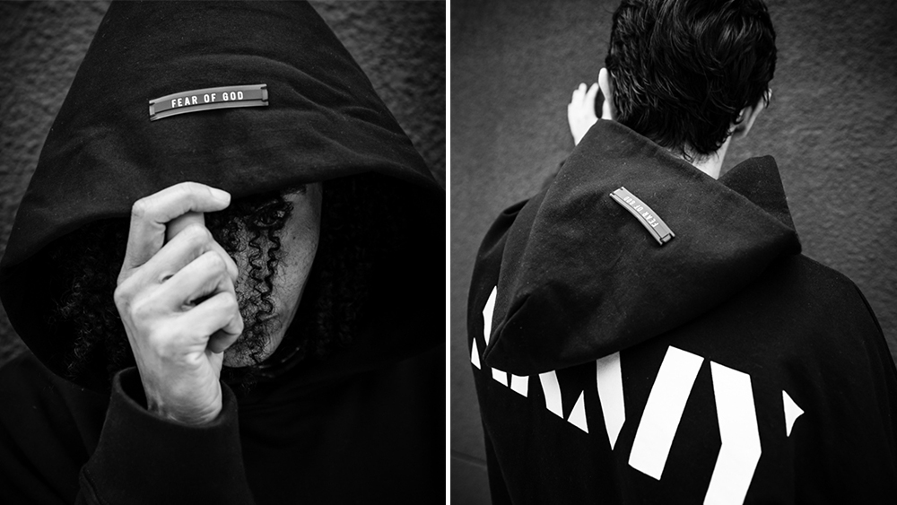 AARMY x Fear of God collection