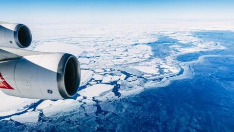 Antarctica Flights private charter