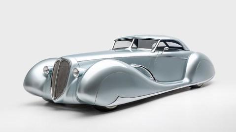 "The 1934 Packard ""Aquarius"""