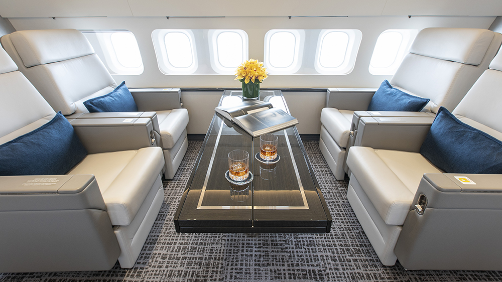 Boeing Business Jet from Jet Edge