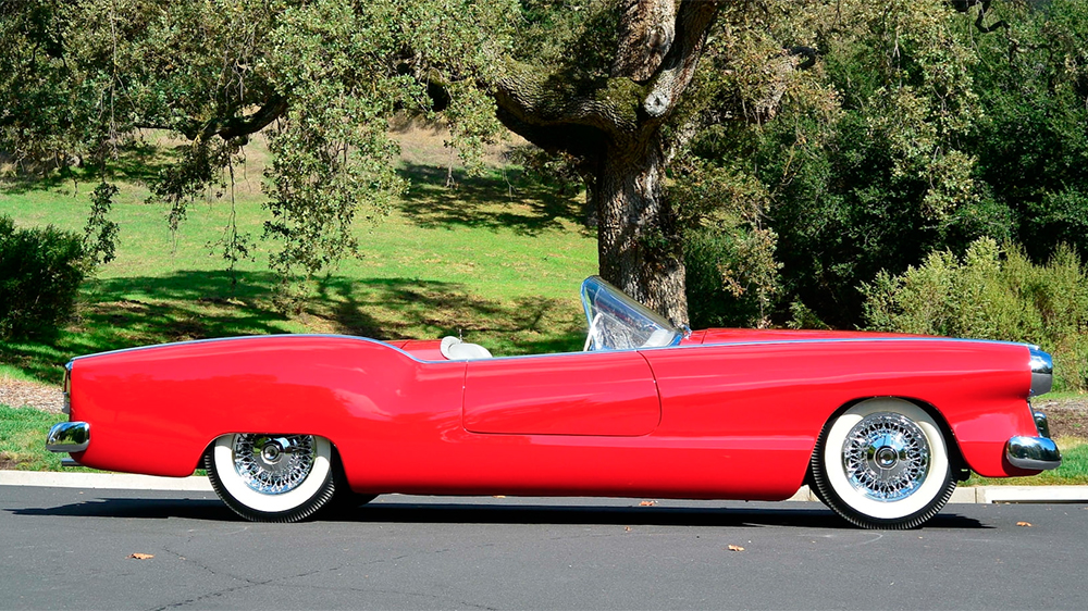 The 1954 Plymouth Belmont concept