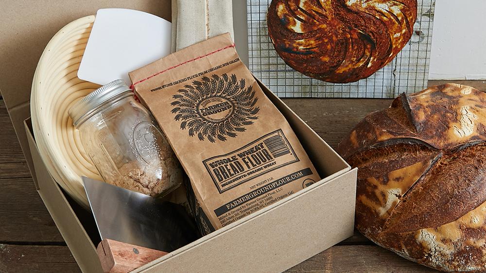 bien cuit sourdough starter kit