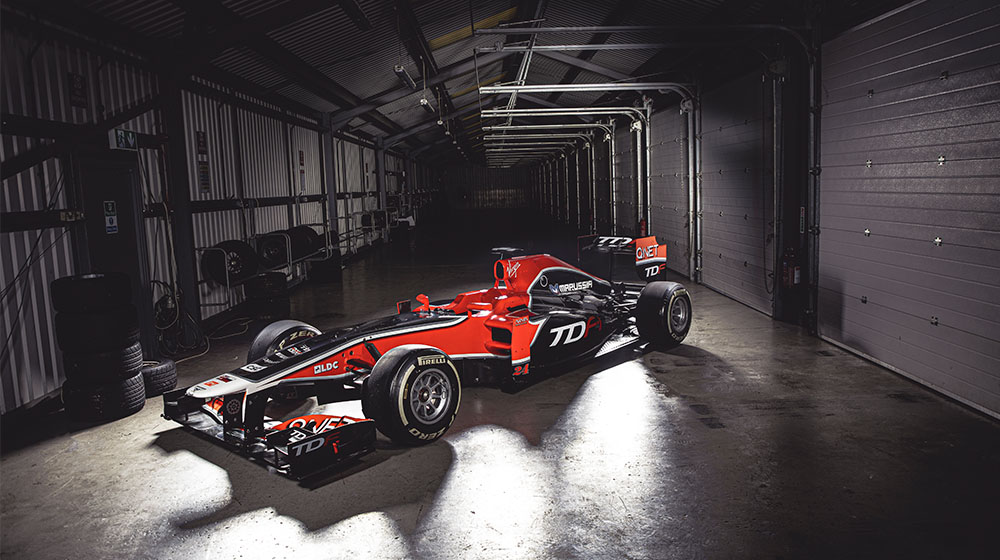 Tour-de-Force offers new TDF-1 program for those who want to own and race a Formula 1 car.
