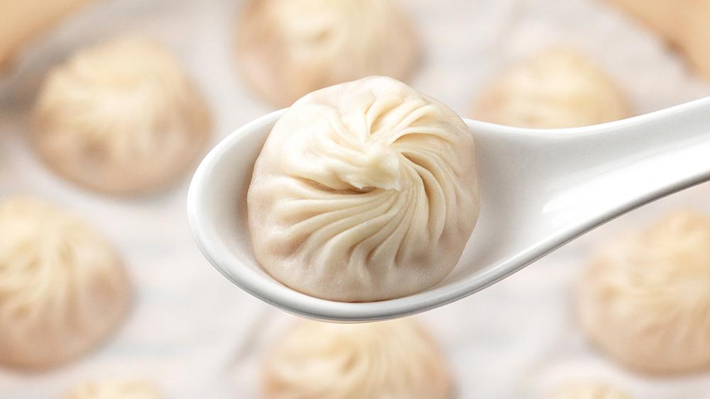 Din Tai Fung soup dumpling