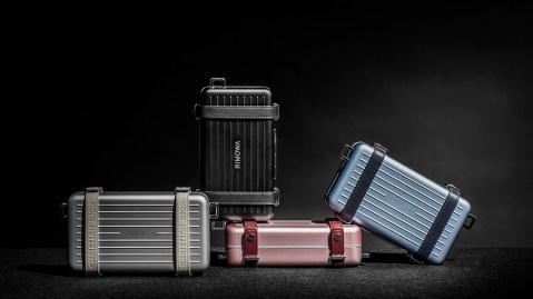 Rimowa x Dior luggage