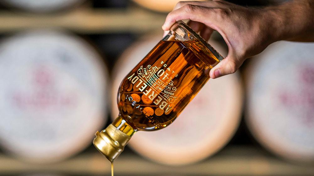 whisky Aberfeldy 40
