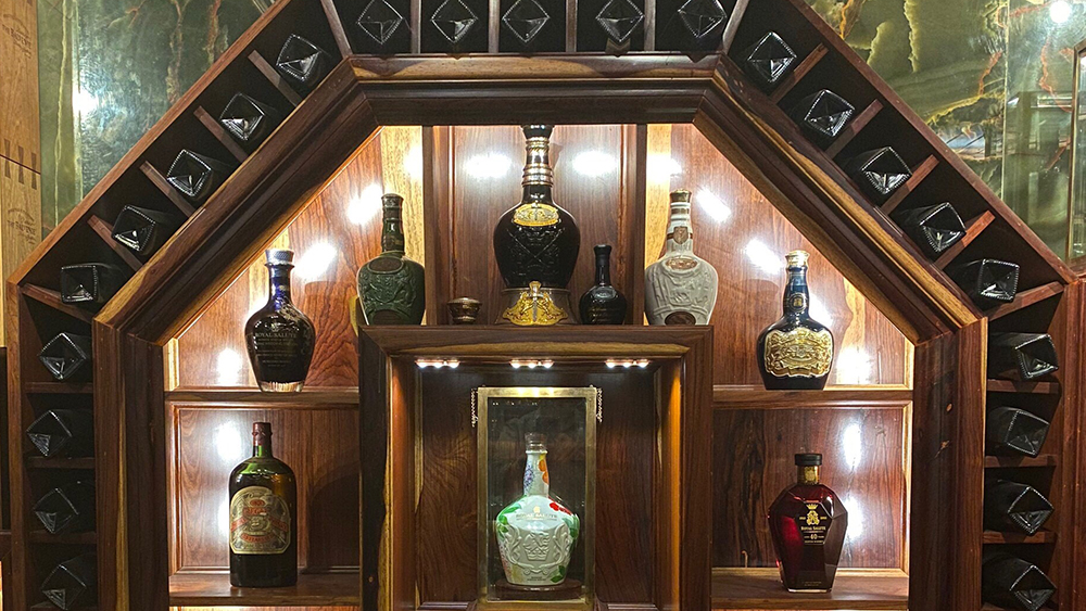 rare whisky collection guiness world record