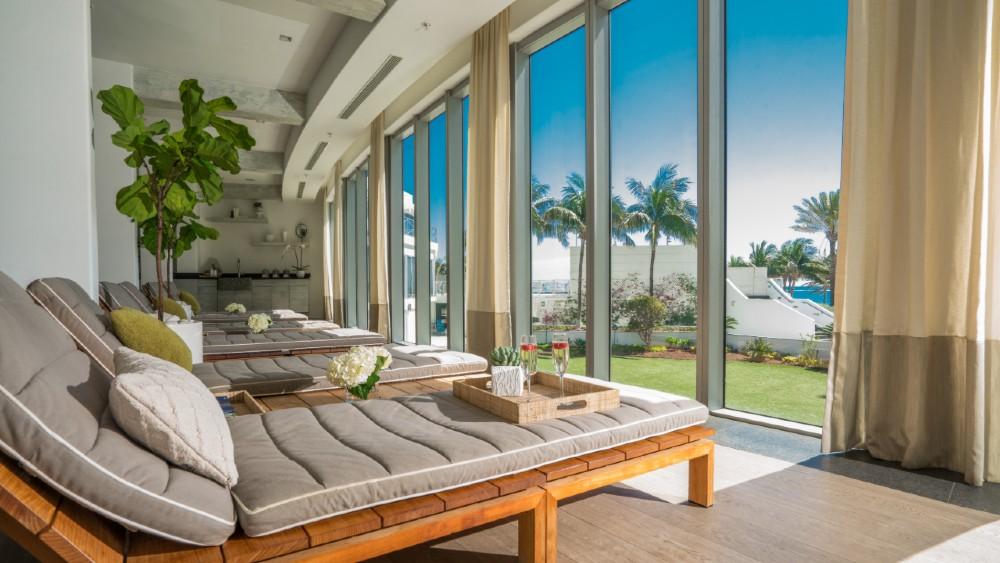 Escencia Spa Relaxation Room