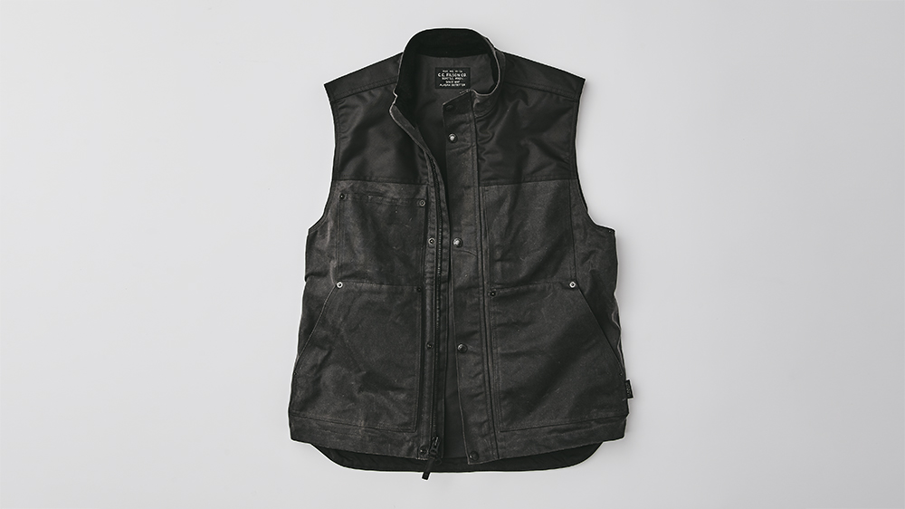 Filson Alcan Collection Vest