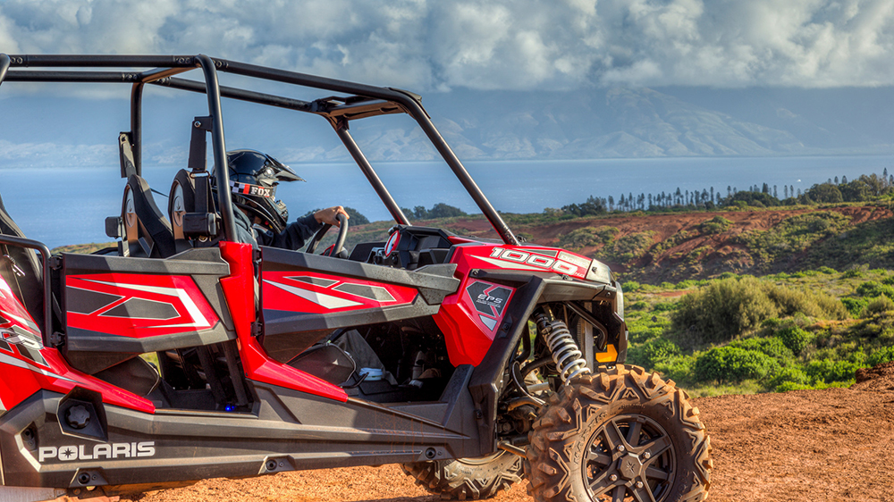 ATV adventures in Hawaii