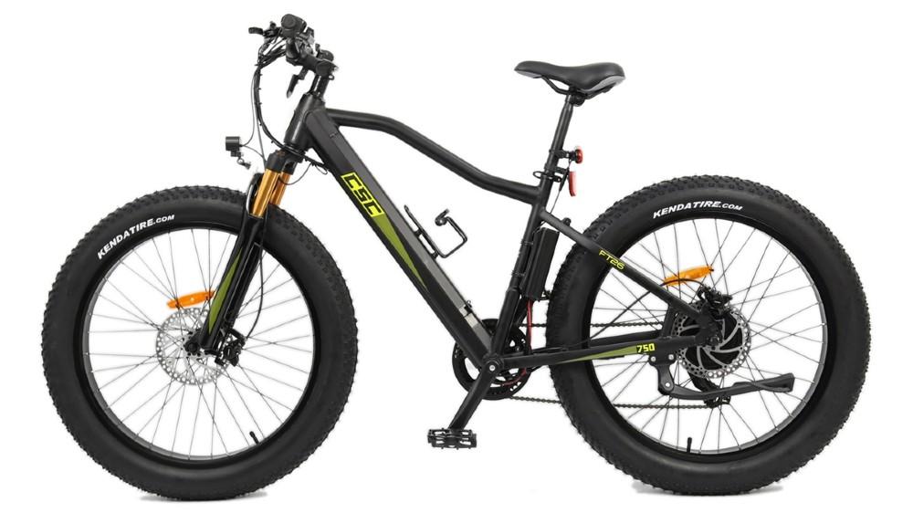 CSC's FT750-26 electric bike