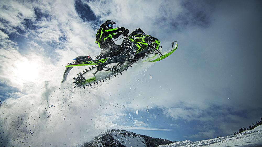 Artic Cat snowmobile