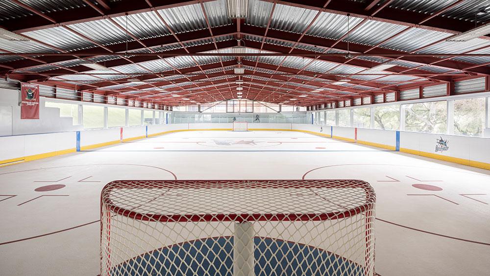 Hockey, California, Mansion