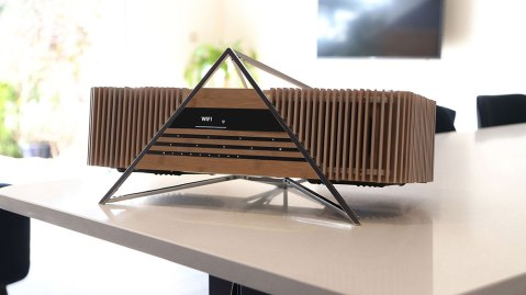 The iFi Aurora wireless sound system