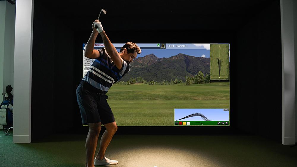 Full Swing Pro Series Golf Simulator