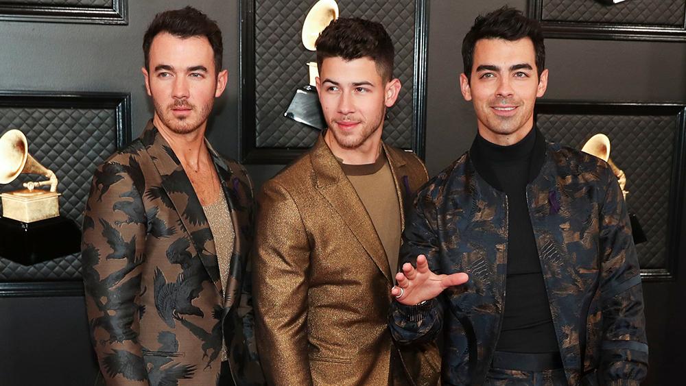 Jonas brothers Grammys 2020
