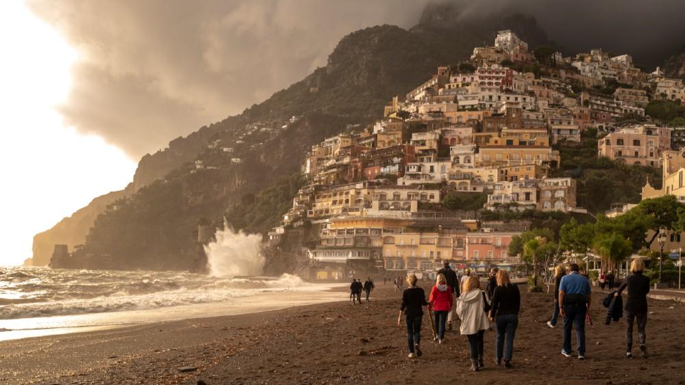 Le Sireneuse Amalfi Coast wellness retreat