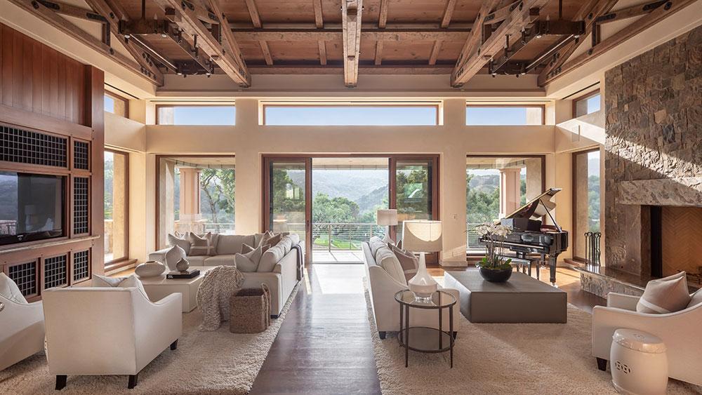 California, Mansion